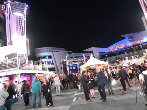 L.A. Food & Wine: Lexus LIVE On The Plaza