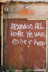 Michigan City 2011 - Abandon all hope