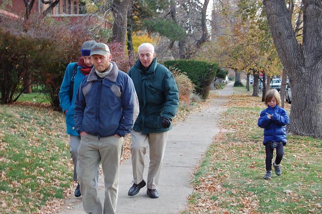 An Autumn's Walk
