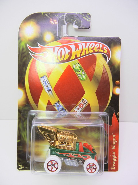 2011 hot wheels holiday cars draggin' wagon (1)