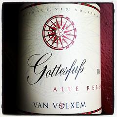 2006 Van Volxem Wiltinger Gottesfuss Riesling Alte Reben