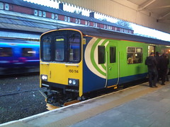 Central Trains in Bolton