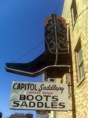 "Capitol Saddlrey, Austin, TX • <a style=""font-size:0.8em;"" href=""http://www.flickr.com/photos/41570466@N04/6267301108/"" target=""_blank"">View on Flickr</a>"