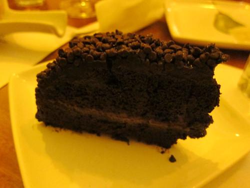 Pocco Deli: Blackout Chocolate