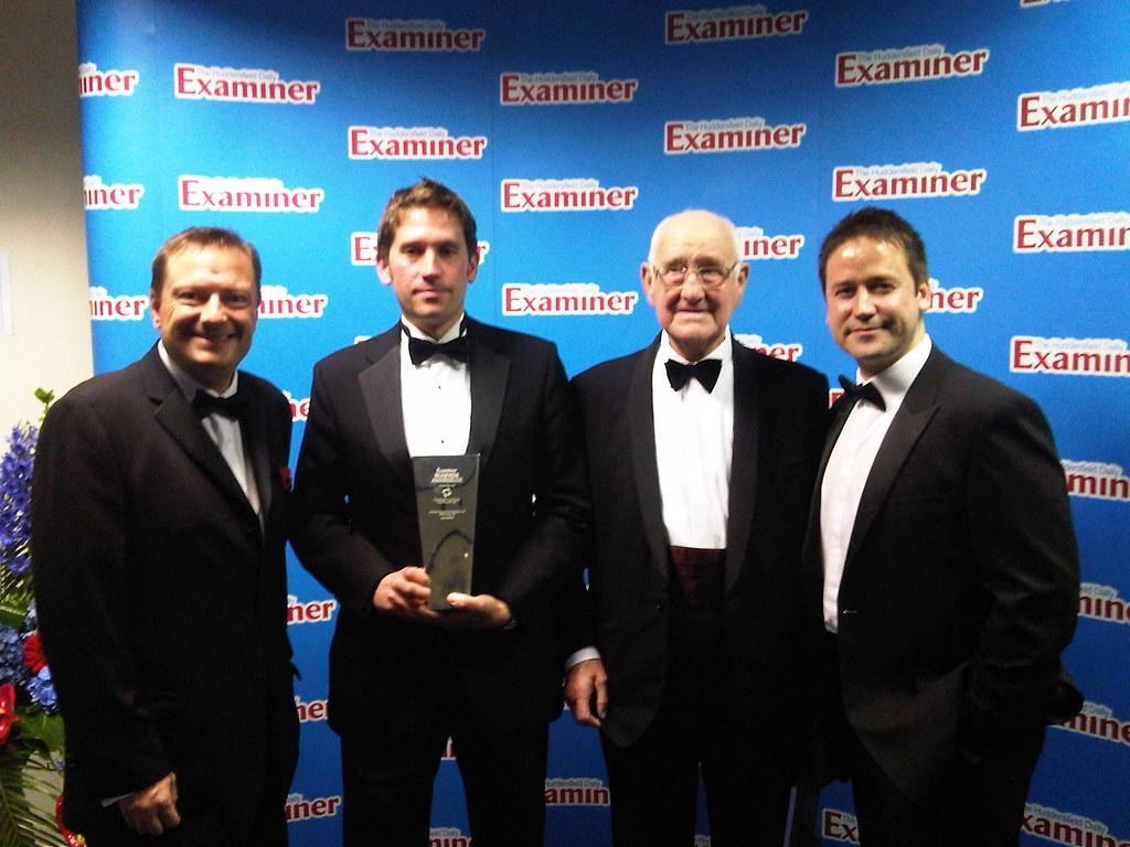 Huddersfield Examiner Business Awards 2011