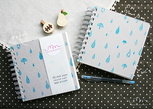 Notebook Rain2