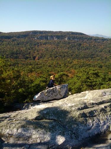 Conquered Mountain Top