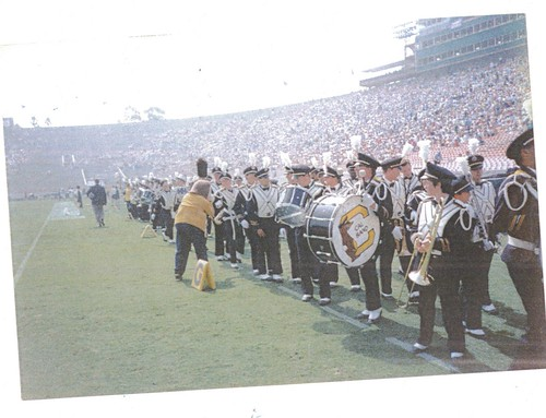 cal band ucla 1991 smoggy