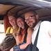 In the autorickshaw