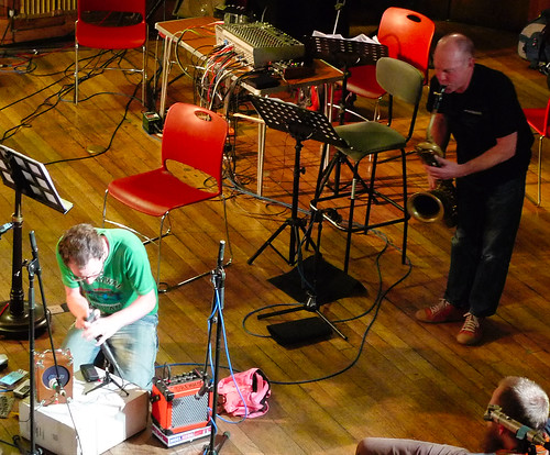 Spectrum Festival  @ Conway Hall 26.11.11