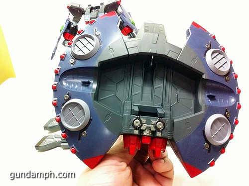 HCM Pro Destroy Gundam 1-200 GFAS-X1 Review (16)