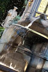 Statues du parc du Sablon