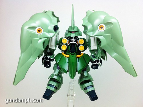 SD Kshatriya Review NZ-666 Unicorn Gundam (40)