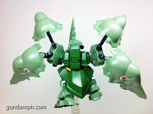 SD Kshatriya Review NZ-666 Unicorn Gundam (45)