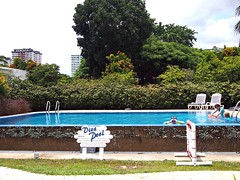 Swimming Pool, Mana Mana Beach Club, East Coast Park, Singapore