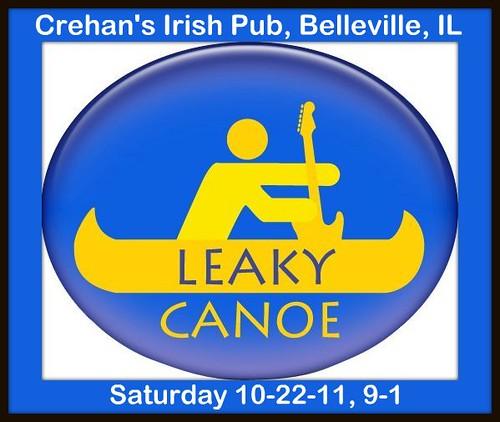Leaky Canoe 10-22-11