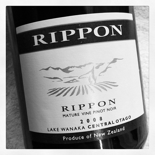 Rippon Mature Vine Pinot Noir 2008
