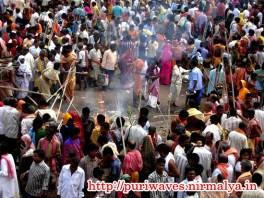 Dipabali Crowd Puri