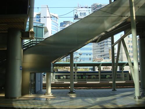 Bahnhof Seoul