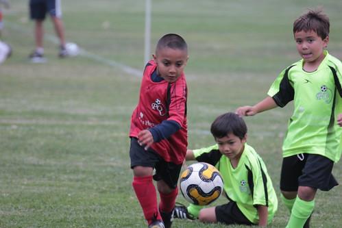 Soccer, October 2011 by InkSpot's Blot