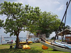 Mana Mana Beach Club, East Coast Park, Singapore