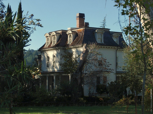 Calvin Holmes Mansion (c.1861)