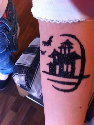 Tatuaggio di Halloween