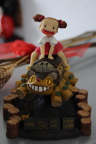 Figura de Mei y Nekobus (Totoro) by Endlesss
