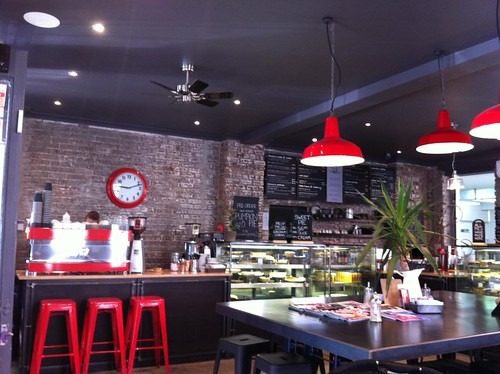 interior - the pie tin, newtown