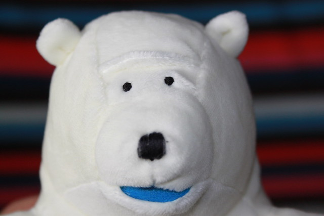 Clarence the Polar Bear