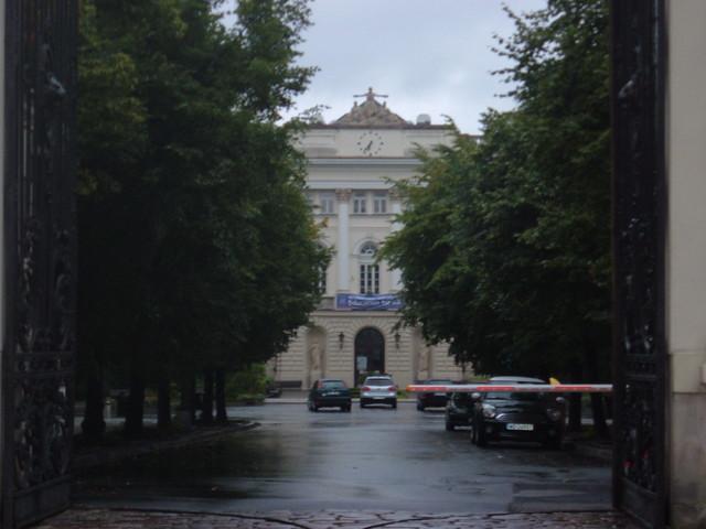 Varsoviatrip Universidad de Varsovia