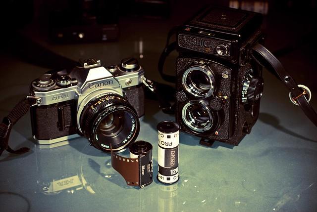 35mm vs 120mm
