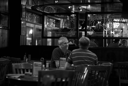 Friday evening at the Cafe by Indro Images