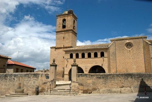 Iglesia de San Pedro Apóstol, Pitillas, Navarra