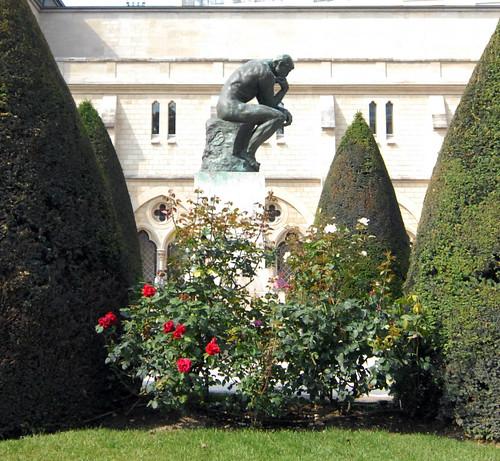 Paris, Le Penseur