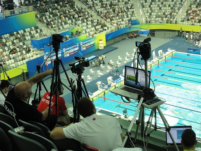 Video Analysis teams at Shanghai 2011