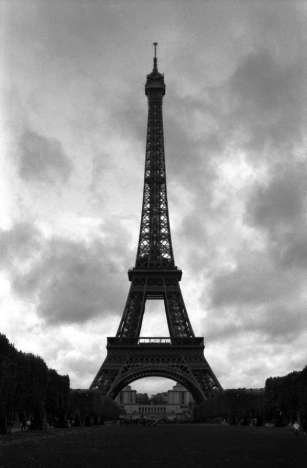 Красивые черно-белые фото Парижа. Обсуждение на ...