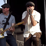 Al Wood & the Woodsmen @ Bluesfest 2011