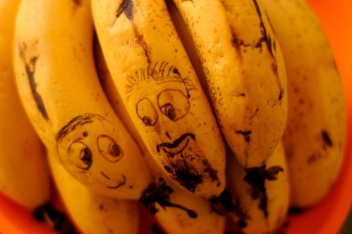 The banana couple :)