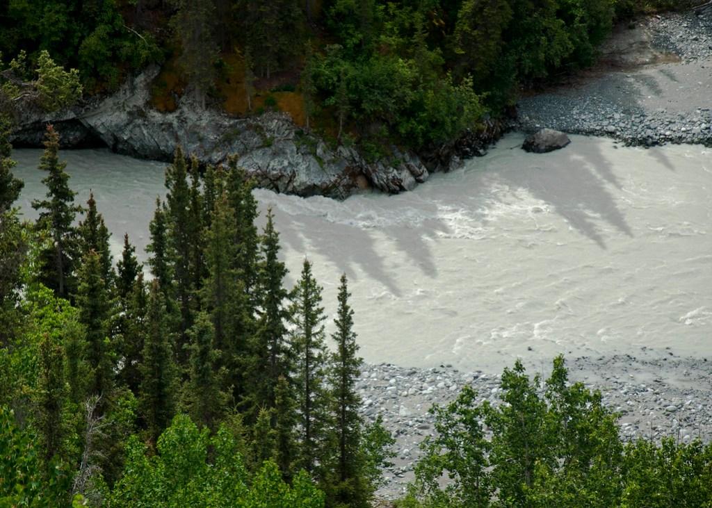 Kuskulana River