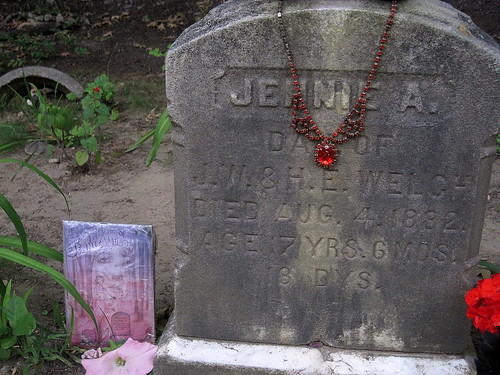 Jennie A. Welch