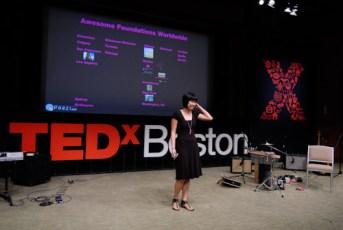 TEDxBoston 2011: Christina Xu