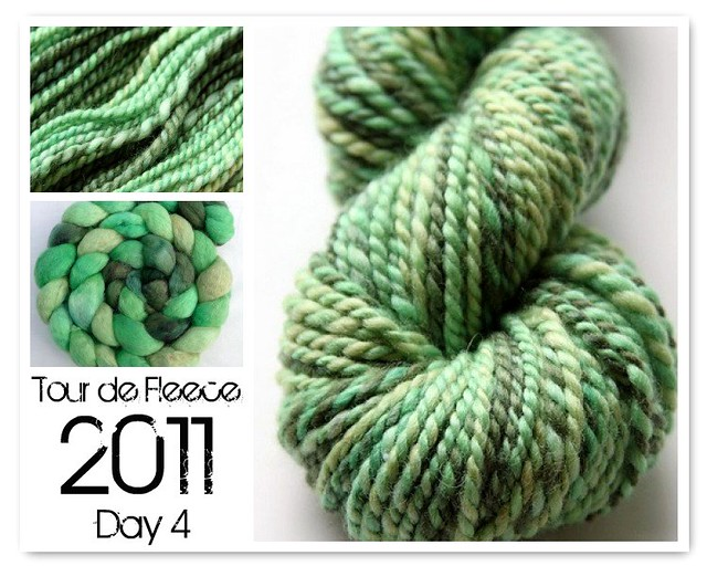 Shades of Green TdF2011