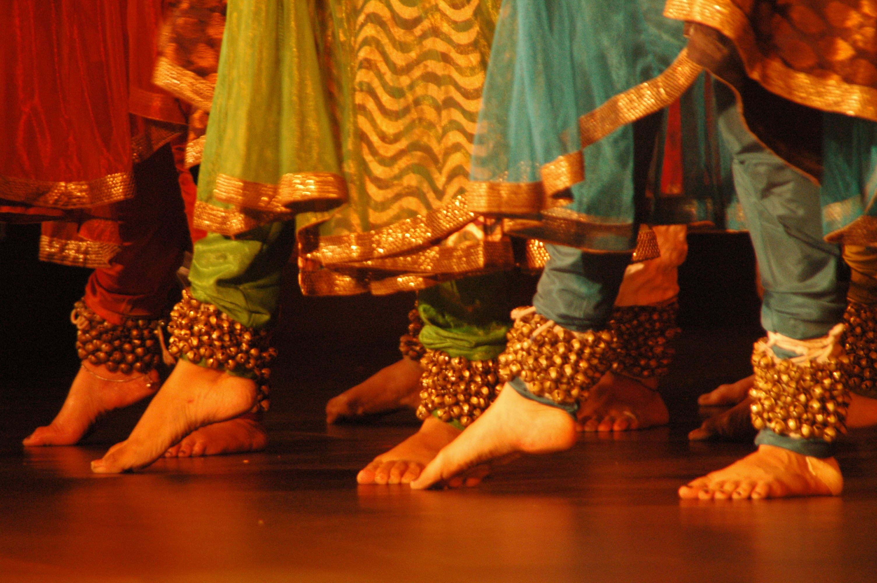 The beautiful confluence - kathak