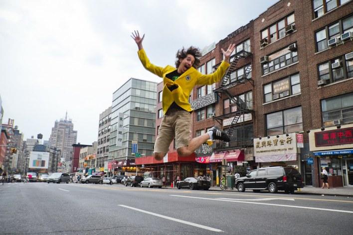 Dan Rollman - jumpshot