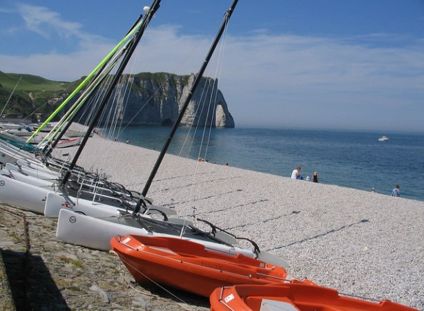 Etretat (Normandy) France