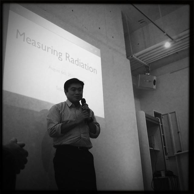 Joi introducing the radiation seminar