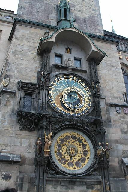 Orloj, Horloge Astronomique, Prague