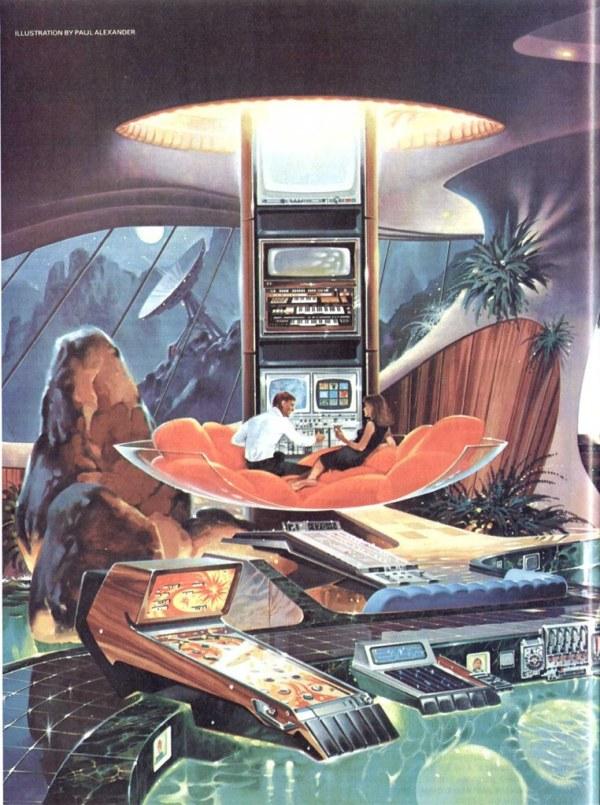 Retro Futurism on Pinterest | Space Shuttle, Concept Art ...