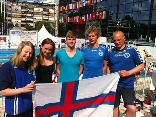 EJM-liðið 2011